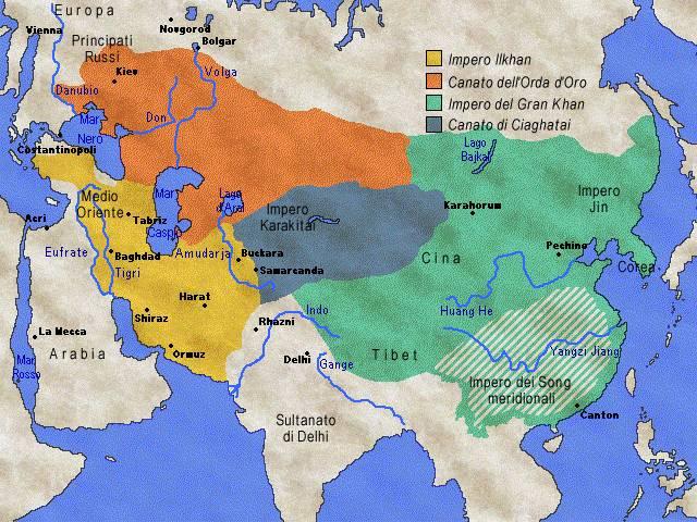 Mongoles - GuerrerosAsiaOriental